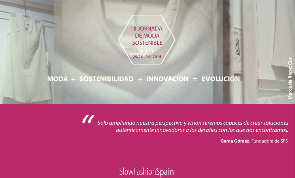 iii jornada moda sostenible