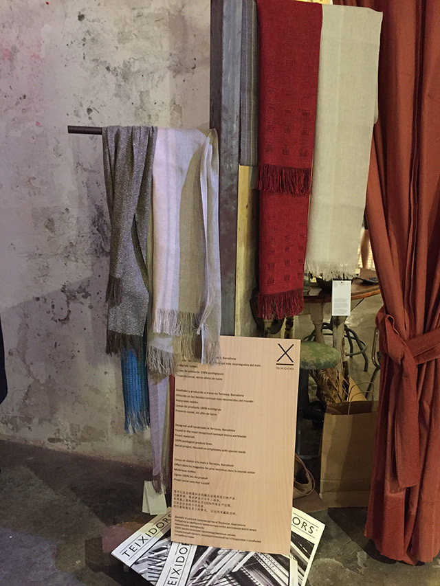 pop up moda sostenible moves to slow