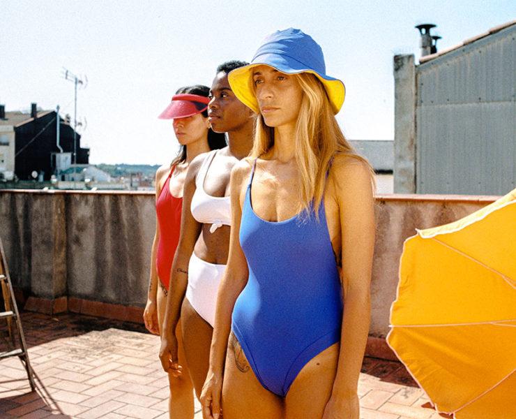bañadores sostenibles tress team so good so cute